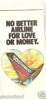 Ticket Jacket - Southwest - No Better Airline For Love Or Money (J1898)