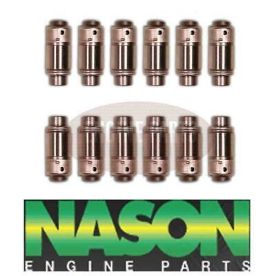 Ford Falcon 4.0 Lifters Lash Adjusters 11Mm Set 12 Eb Ed Ef El Au Nason Rht4000H