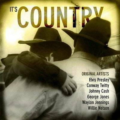 It's Country - Various Artists (New Sealed 2Cd)