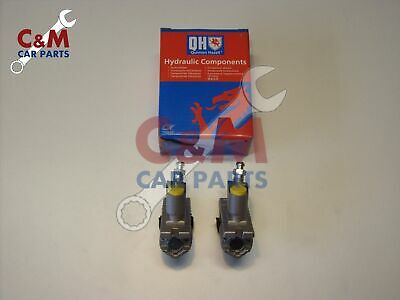 REAR BRAKE WHEEL CYLINDER PAIR for FORD CORTINA mk 1 from 1962- 66 - QH