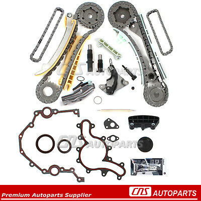 NEW 97-11 Ford Mercury Mazda 4.0L SOHC Timing Chain Kit, Cover Gasket, Oil Seals