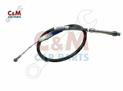CLUTCH CABLE for FORD ESCORT MK 1 from 1972 to 1974 - 863mm - QH(Quinton Hazell)