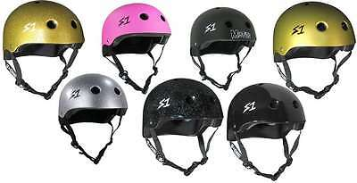 S1 Lifer Multi Impact Skate / Roller Derby Helmet