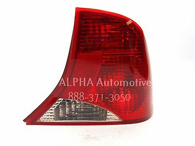 OEM 2001-2002 Ford Focus Right Tail Lamp Light Taillamp Taillight Right Hand