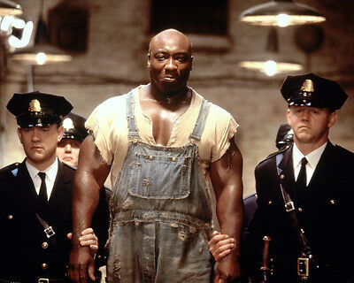 The Green Mile Tom Hanks Michael Clarke Duncan David Morse 8X10 Photo