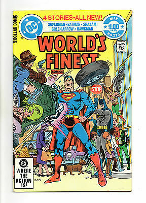 World's Finest Comics No 279 May 1982 (VFN) DC Comics, Modern Age (1980 - Now)