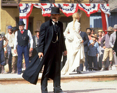 Tombstone Kurt Russell Full Length Is Street 16X20 Photo Poster