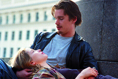 Before Sunrise Julie Delpy Ethan Hawke 24X36 Poster