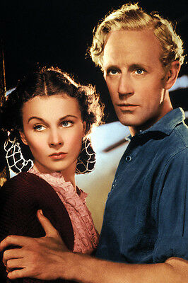 Gone with the Wind Vivien Leigh Leslie Howard 24X36 Poster