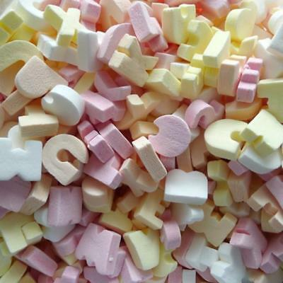 * ABC Letters Wholesale Pick n Mix RETRO SWEETS & CANDY Wedding Favours