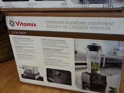 NEW Vitamix 1002 Vita-Prep  Commercial Food Blender 64oz Container w/ Warranty