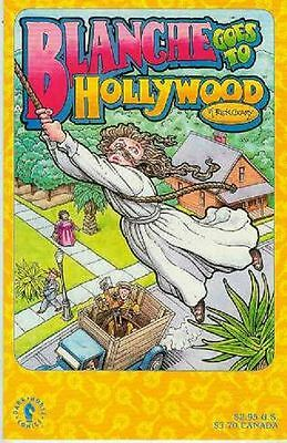 Blanche Goes to Hollywood # 1 (Rick Geary) (USA, 1993)