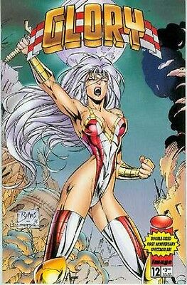 Glory # 12 ( Ed Benes, 52 pages) (USA, 1996)