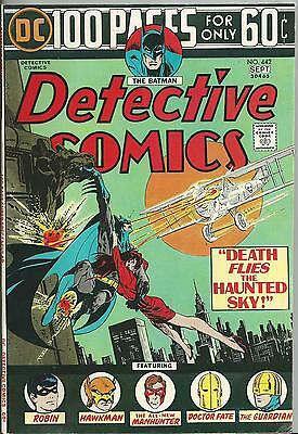 Detective Comics #442 (Dc) 1974 (100 Pages) Vf- (7.5)