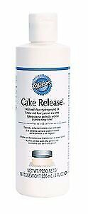 Wilton Cake Release Greaser Non Stick 236ml Cake Baking Decorating