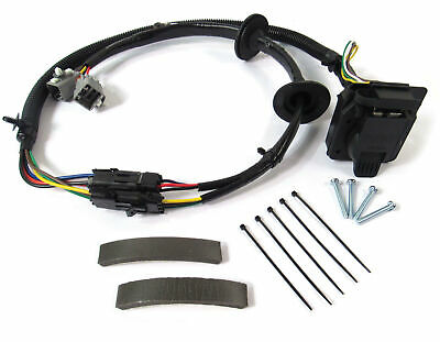 atlantic british land rover vplat0013 trailer wiring kit for Trailer Light Wiring Color Code