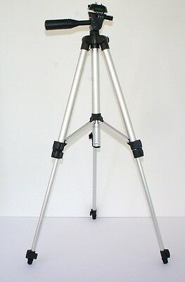 "50"" Pro Photo/Video Tripod With Case for Canon Powershot A2500 A2600 A1400"