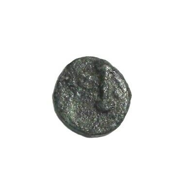 Ancient Greek, Greece, 450 -200 BC. bronze coin