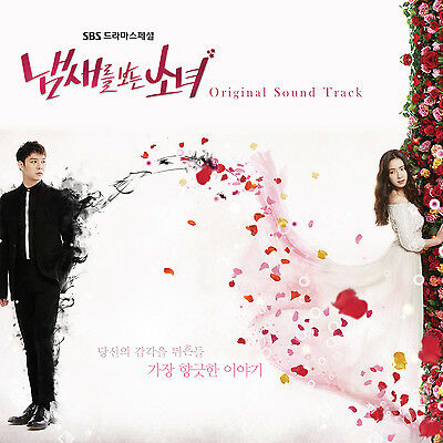V/A - The Girl Who Sees Smells OST (SBS Drama) 2CD KDRAMA