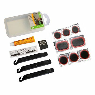Bike Tyre Tube Bicycle Puncture Repair Tool Kit Cycle Patches Cycling Patch Set