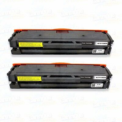 2PK MLT-D111S Toner Cartridge For Samsung D111S Xpress M2020W,M2070W M2022