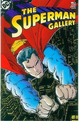 Superman Gallery # 1 (all full page pinups) (USA, 1993)