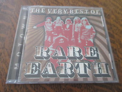 cd album the very best of rare earth get ready