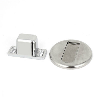 Home Office Guard Stainless Steel Magnetic Door Stop Stopper Holder Catch