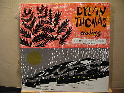 Dylan Thomas - A Children's Christmas in Wales - Free UK Post