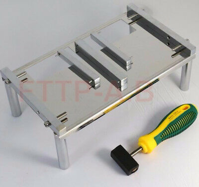 Multiple Hard Disk Data Recovery Repair Operation Station+Head Replacement Tools