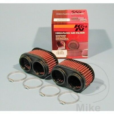 Suzuki GSX-R 750 1989 K&N Racing Air Filter Kit