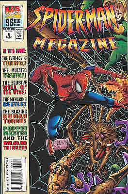 Spiderman Megazine # 6 (100 pages) (USA, 1995)