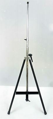 TABLE TOP ROBUST STEEL ARTISTS EASEL ALSO FOR FOR DISPLAYS MENUS or TABLE PLANS