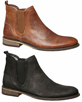 Julius Marlow Abort Mens Leather Fashion Boots/shoes/dress/formal/casual