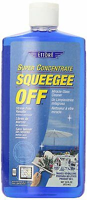 Ettore 30116 Squeegee Off Window Cleaning Soap, 16-Ounce (Pkg of 12)
