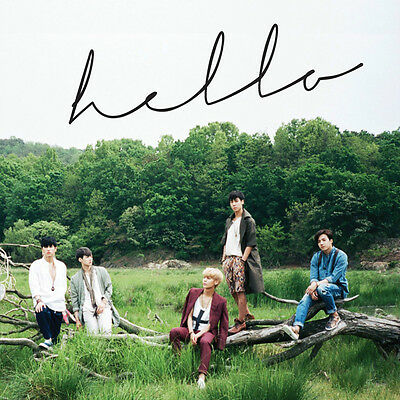 BOYS REPUBLIC - Hello (4th Single) CD+Golden Ticket+Photocard