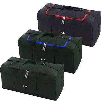 Large 27 Inch Cargo Duffel Luggage Holdall Weekend Business Travel Case Bag