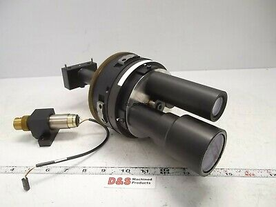 Leitz Microscope Nosepiece Lens Objective Holder Rotary Revolver Turret 4-Place