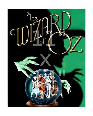 Wizard of Oz #2 11x14 inch Classic Film / Movie Poster