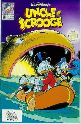 Uncle Scrooge # 271 (USA, 1992)