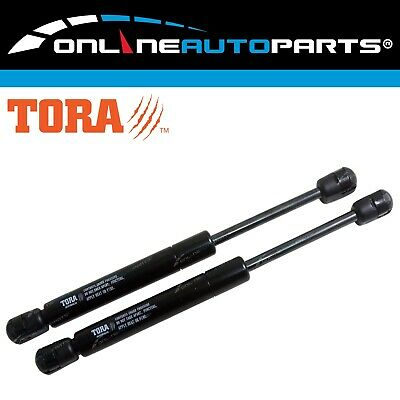 2 Gas Stay Boot Struts Falcon FG 2008-2012 Sedan XT XR6 XR8 G6 with Rear Spoiler