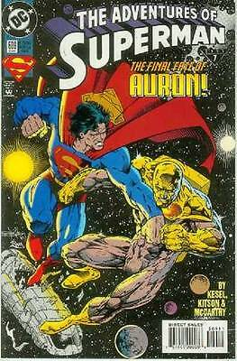 Adventures of Superman # 509 (USA, 1994)