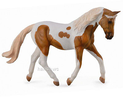 CollectA 88692 Palomino Pinto Mare Horse Model Toy New for 2014 - NIP