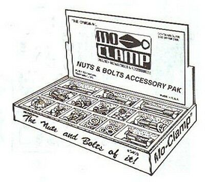 Mo-Clamp 5400 Nut & Bolt Replacement Pack