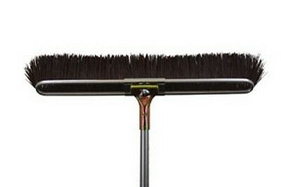 Bruske Products 2174CS4 Brown Brush with Handle - Pkg. 4