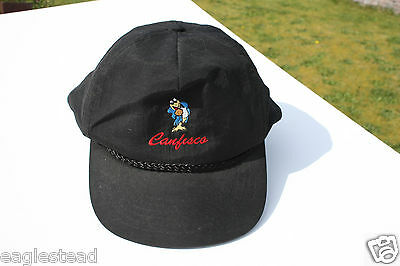 Ball Cap Hat - Canfisco - Happy Fish Fishing Salmon Cannery BC Alsaka (H1268)
