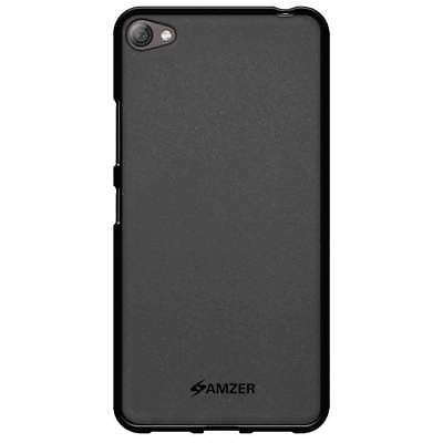 Amzer Black Pudding Tpu Soft Skin Back Protective Case Cover For Lenovo S60S60T