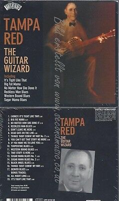 Cd--Mg/ Tampa Red--Roots N'blues-The Guitar Wizard
