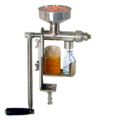 Seed Manual Oil Expeller Oil Press DIY Fresh Healthy Oil Of High Quality