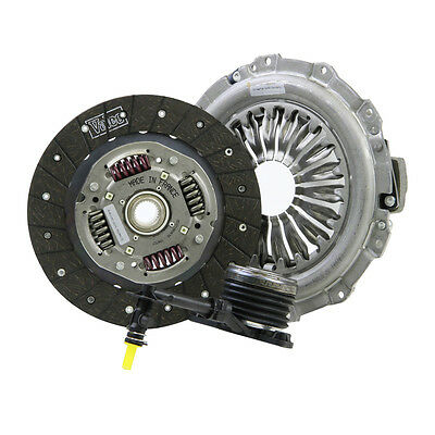 Renault Scenic 1.5 dCi - Luk 3PC Clutch Kit With CSC Slave Cylinder